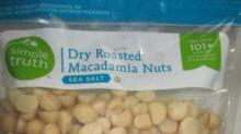 IMAGE: RECALL: Kroger Simple Truth Macadamia Nuts