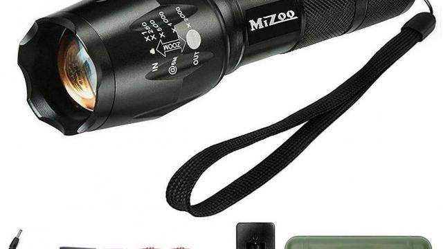 Mizoo flashlight
