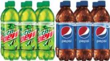 IMAGE: Pepsi 6 packs only 2 for $3 TODAY