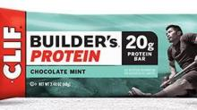 IMAGES: RECALL: CLIF BUILDER'S Bars