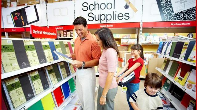 Office Depot Office Max Back to School Sale