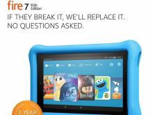 """All-New Fire 7 Kids Edition Tablet, 7"""" Display"""