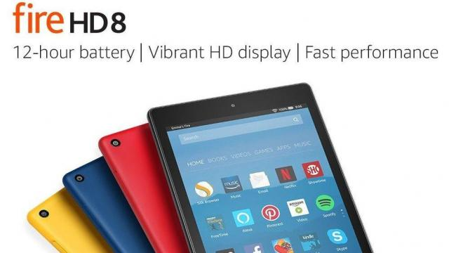 """All-New Fire HD 8 Tablet with Alexa, 8"""" HD Display"""