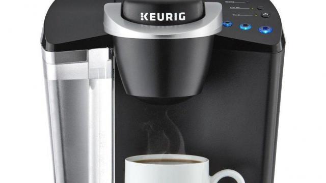 Amazon Prime Deal Keurig K55 Coffee Maker Wralcom