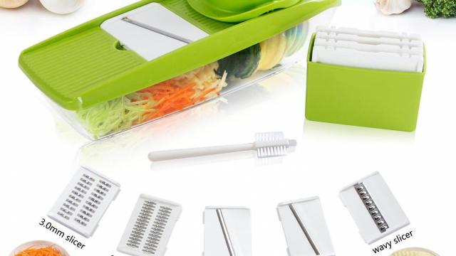 Lifewit Mandoline Vegetable and Fruit Slicer