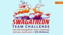 Swagbucks Swagathlon Team Challenge