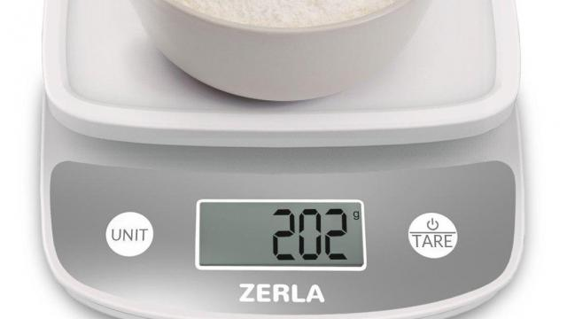 Digital Kitchen Scale by Zerla