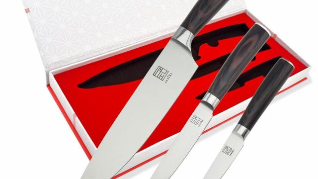 ISSIKI Cutlery Kitchen Knives 3-Piece Set