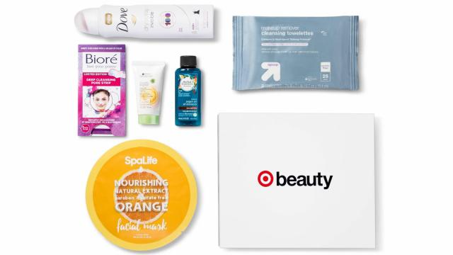 Target Beauty Box August 2017