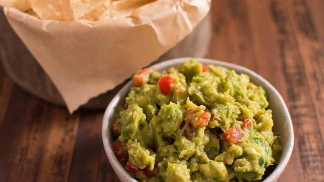 Moe's Southwest Grill Guacamole