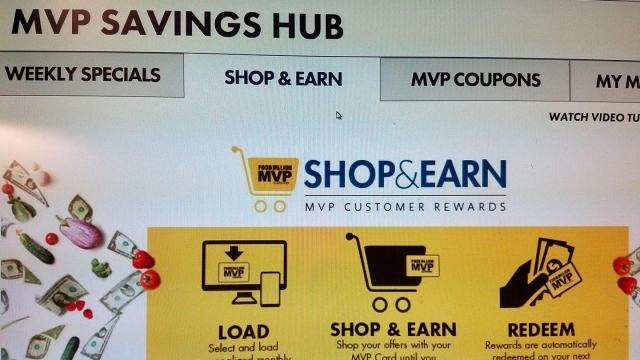 Food Lion Shop & Earn Rewards