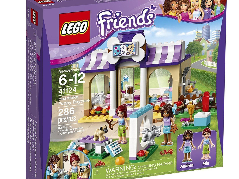 Heartlake Kit Lego Daycare Deal Friends Puppy EIeHY29WDb