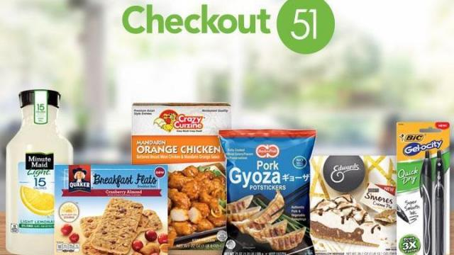 Checkout51 Offers starting 8-10-17