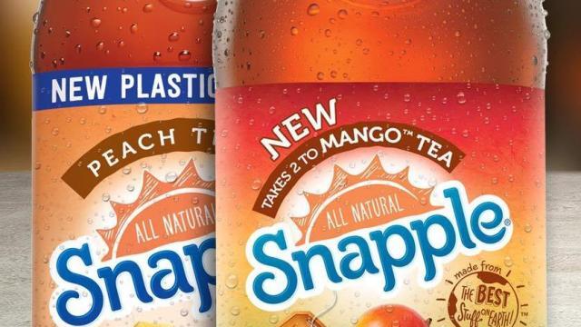 Snapple offer from Sheetz
