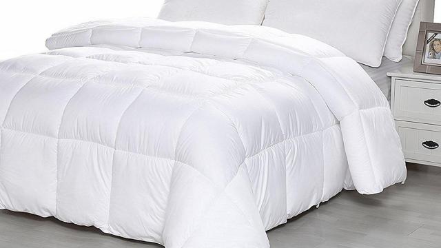Equinox Hypoallergenic Queen Comforter