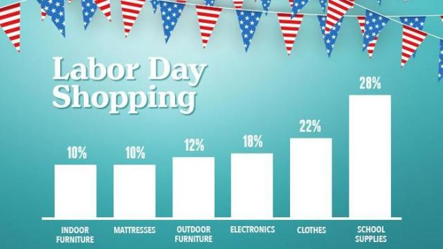 Offers.com Labor Day Shopping Survey