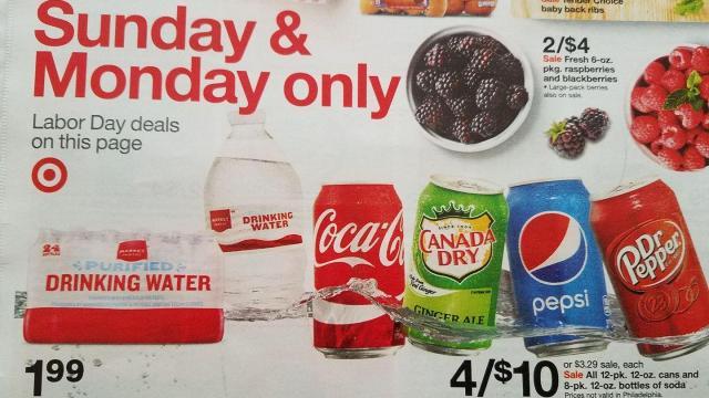 Target Sale starting 9-3-17