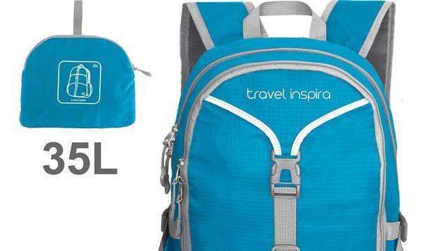 Travel Inspira 35L Lightweight Foldable Backpack