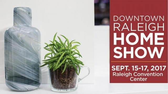 Raleigh Home Show September 2017