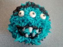 Cupcake Monster from Raesmom