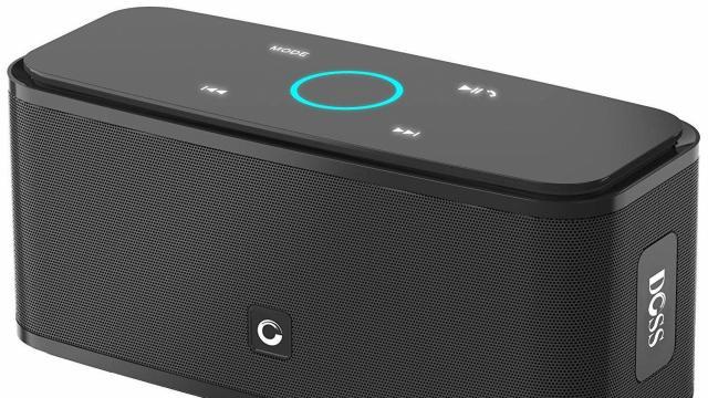 DOSS Touch Wireless Bluetooth Wireless Speaker