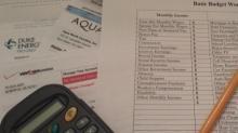 Calculator & budget
