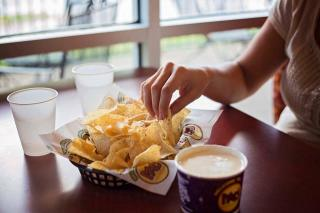 Moe's Southwest Grill Free Queso
