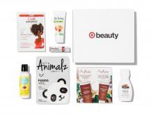 Target Beauty Box September 2017