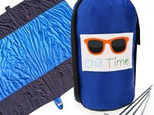 Chill Time Sand Free Extra Large Outdoor Blanket