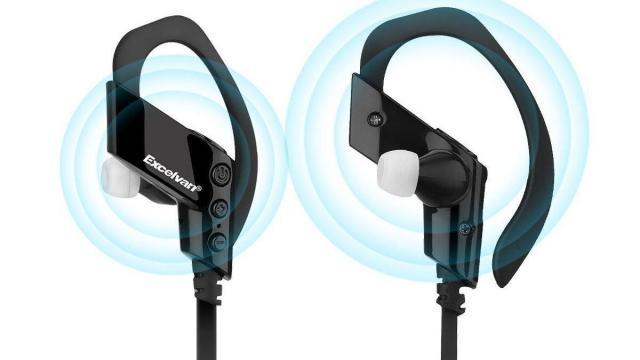 Excelvan Wireless Bluetooth Headphones