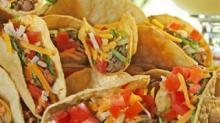 IMAGE: On The Border: 50-cent Mini Tacos on Wednesday