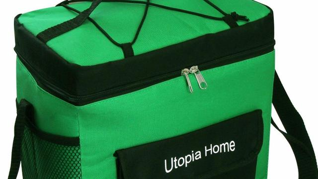 Utopia 16 Quart Insulated Cooler Bag