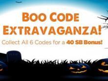 Swagbucks Boo Code Extravaganza