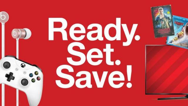 Target redcard holders get early black friday access wednesday target black friday 2017 gumiabroncs Gallery