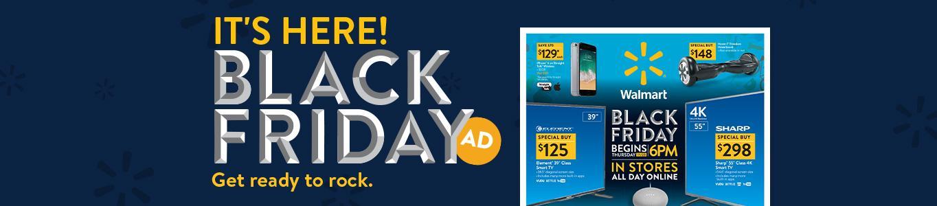 Walmart Black Friday Ad 2017 :: WRAL com