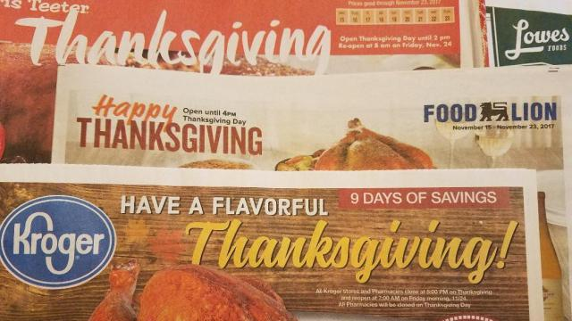 thanksgiving day hours on grocery store sales ads - Kroger Christmas Hours