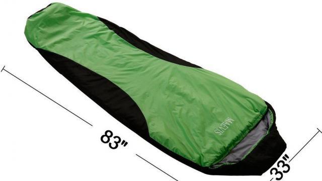 All Season Lightweight Portable Waterproof Sleeping Bag