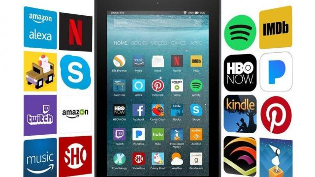 Fire 7 Tablet with Alexa only $29 99 :: WRAL com