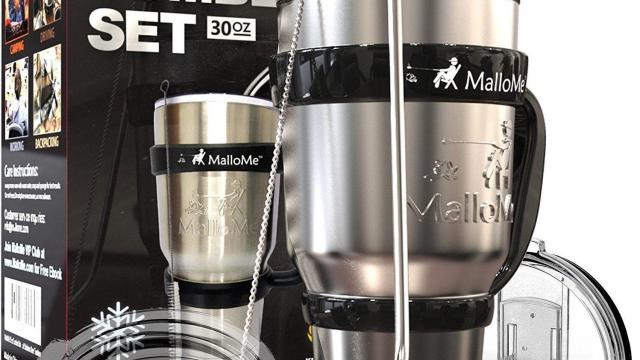 Stainless Steel Insulated 6-Piece Tumbler Set 80% off