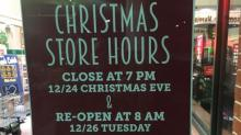 images christmas hours for grocery and drug stores 2017 - Harris Teeter Christmas Hours