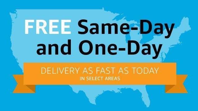 74ea38561 Amazon Same Day shipping still available 12 24!    WRAL.com