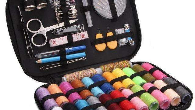 Sewing Kit with 97 Pieces