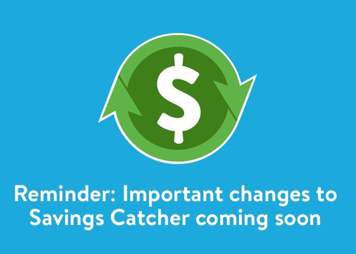 Changes to Walmart Savings Catcher program on Feb. 1 :: WRAL.com