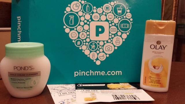 Pinchme free samples today at noon :: WRAL com