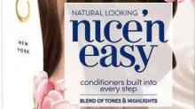 IMAGE: Free sample of Clairol Nice 'n Easy hair color