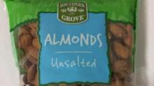 IMAGE: RECALL: Southern Grove Almonds sold at Aldi