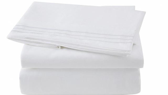 Brushed Microfiber 1800 4 Piece Sheet Set