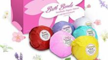 IMAGE: Bath Bombs 6 Piece Gift Set only $9.45