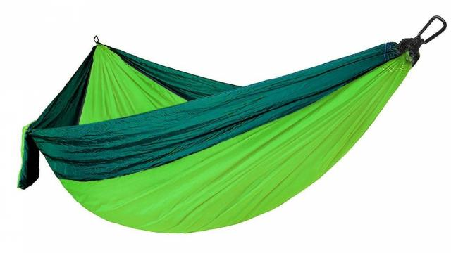 double camping hammock portable nylon double hammock only  13 99    wral    rh   wral