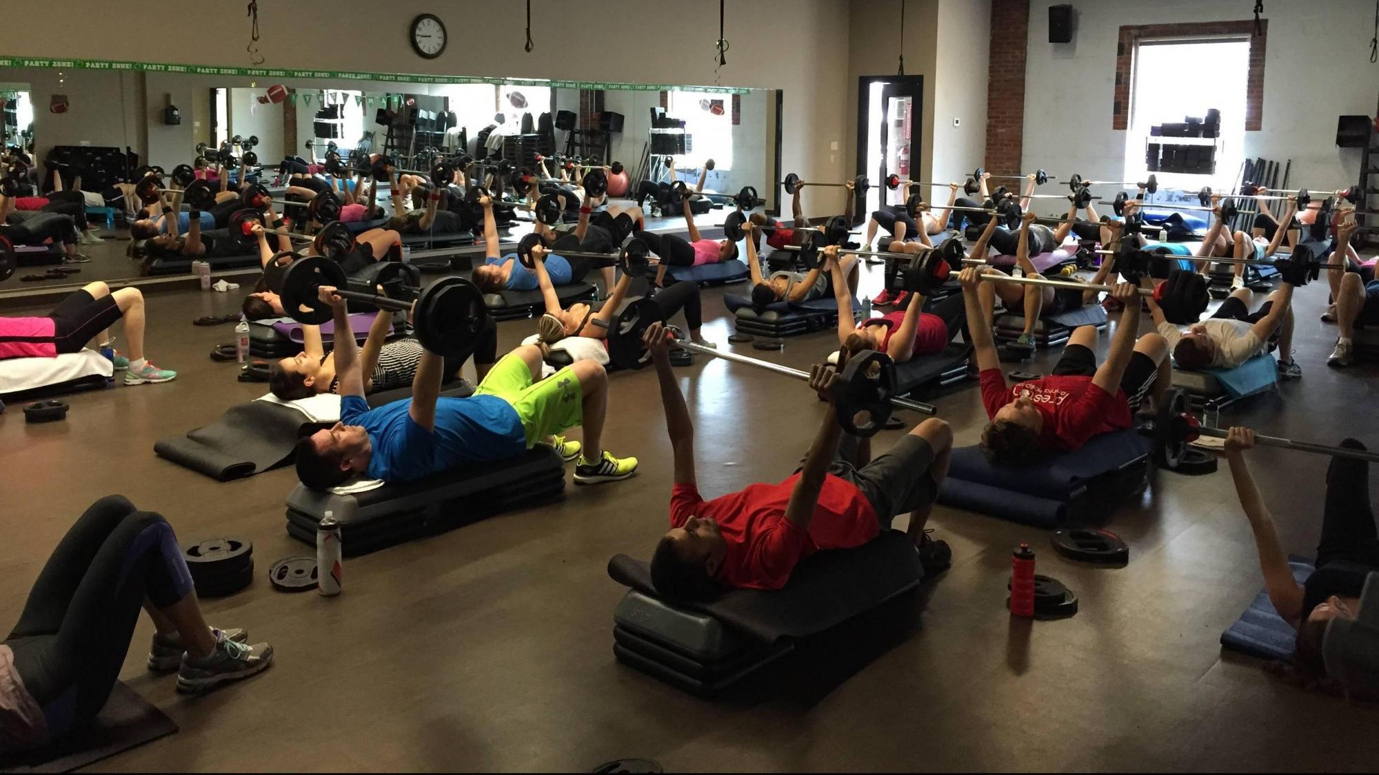 O2 Fitness: FREE workouts February 23-25 :: WRAL com